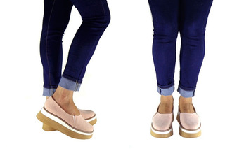 Mocasines Mujer Chatas Zapatos Chatitas Otoño Invierno 2018