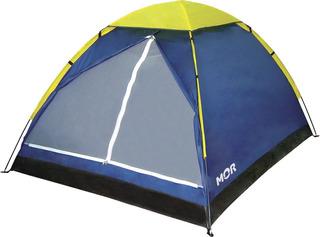 Barraca De Camping Acampamento Iglu 4 Pessoas Mor Super Leve