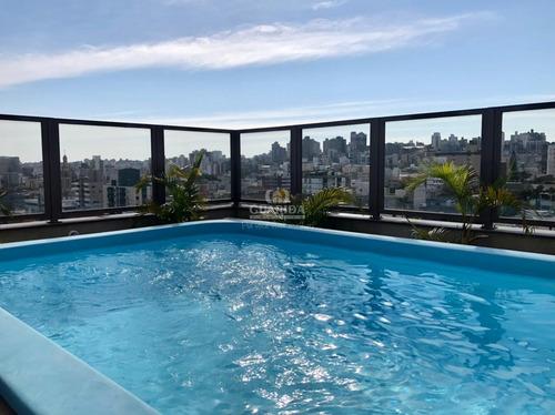 Imagem 1 de 24 de Apartamento Para Aluguel, 2 Quartos, 1 Suíte, 1 Vaga, Petropolis - Porto Alegre/rs - 2137