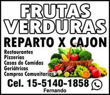 Frutas Y Verduras Por Mayor