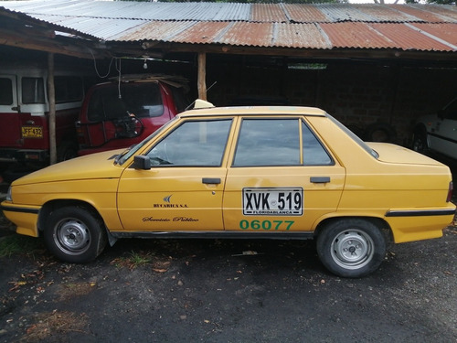 Renault 9 Carburado
