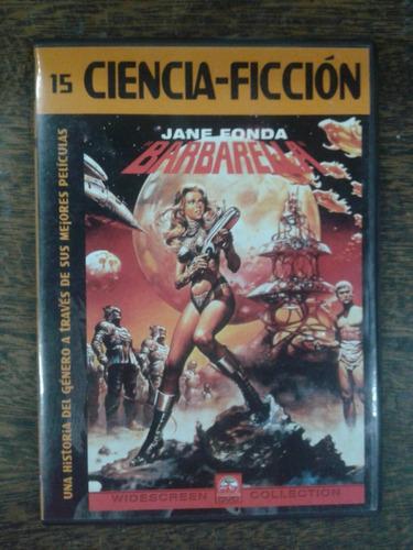 Barbarella (1968) * Dvd * Ciencia Ficcion *