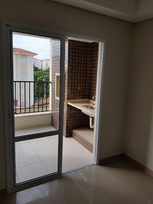 Apartamento Com 3 Dormitórios(1 Suíte) À Venda, 71 M² Por R$ 360.000 - Edifício Monte Carlo - Sorocaba/sp - Ap0276