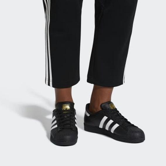 zapatilla adidas negras mujer