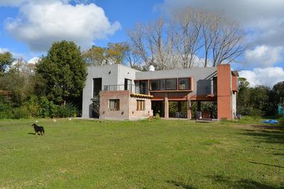 Casa Quinta Barrio Hermoso Gral Rodriguez 2100m2 A Estrenar