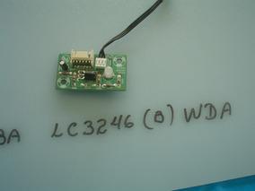 Placa Pci Sensor Remoto Tv Toshiba Lc3246(a)wda Original