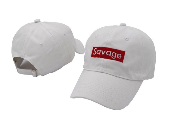 Boné Savage Aba Curva Dad Hat - Pronta Entrega