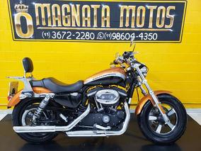 Harley Davidson Xl 1200- Laranja - 2016