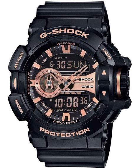 Relógio Masculino Casio G-shock Ga-400gd-1a4dr - Preto
