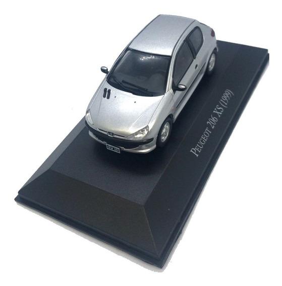 Autos Inolvidables Argentinos Salvat Nº 60 Peugeot 206 ®