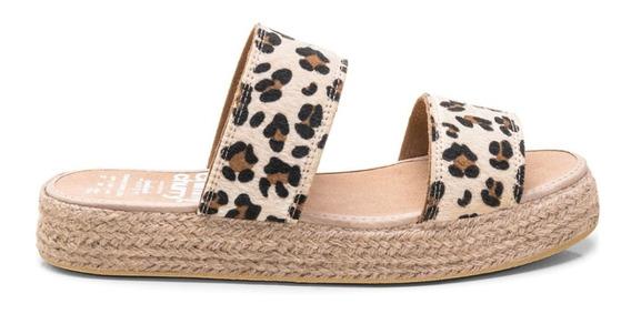 Sandalia Chimmy Churry Bandhel Leopardo