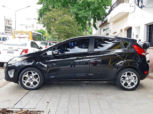 Ford Fiesta Kinetic Titanium 2013 Full Mexicano