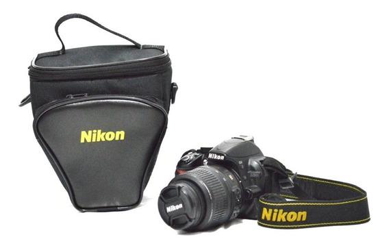 Case Reflex Triangulo Nikon Para Camera E Acessorios Foto
