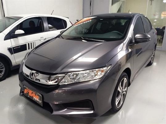 Honda City Lx 1.5 Flex Cvt 2017