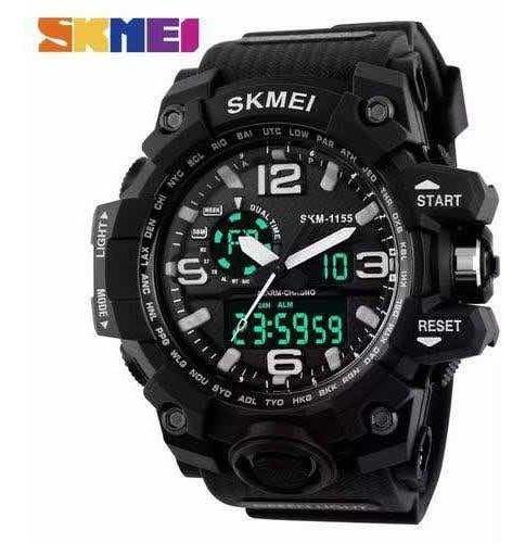 Relógio Masculino Skmeii Original Estilo G Shock Mudmaster