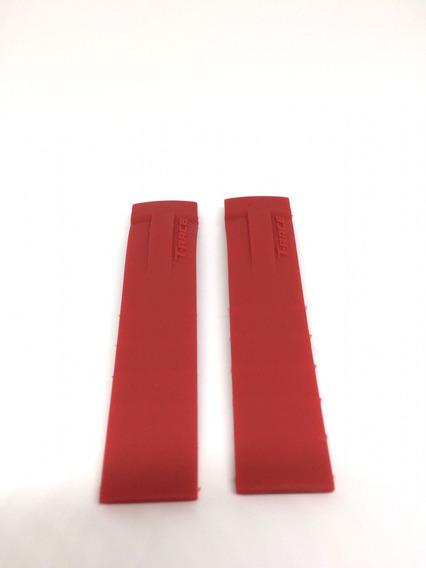 Pulseira Tissot Motogp T-race Vermelha