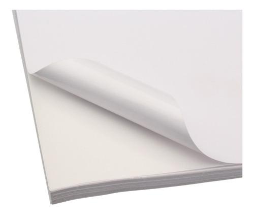 Adhesivo Brillante Carta 80 Hojas