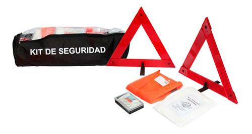 Kit Reglamentario De Seguridad Vtv Sin Matafuego Vexo