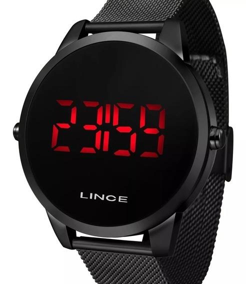 Relógio Lince Unissex Digital Preto - Mdn4586l Pxpx