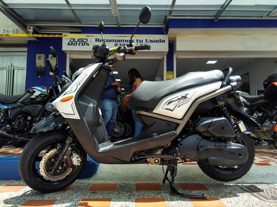 Yamaha Bws X Modelo 2016 Al Día ¡fácil Y Rápida Financiación