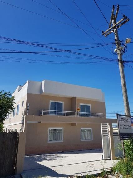 Apartamento 2 Quartos São Pedro Da Aldeia - Rj - Recanto Do Sol - Qga244