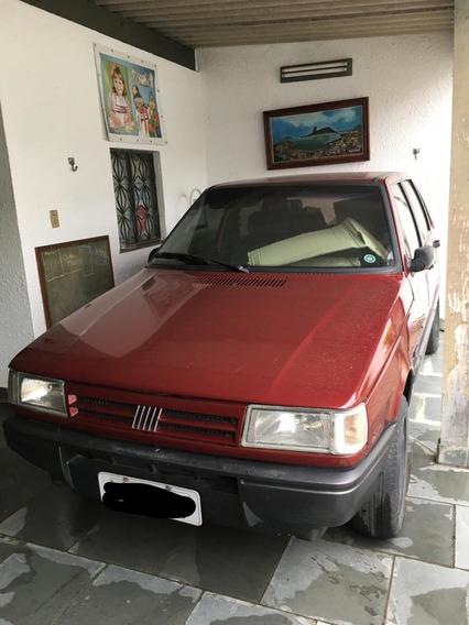 Fiat Prêmio Csl 93 Vermelha Álcool