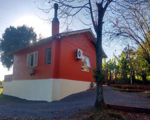 Chácara 4.900 M² - Lomba Grande - Novo Hamburgo - Rs - 1491 - 32420012
