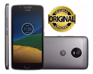 Moto G5 Dual Xt1676 16gb Platinum Seminovo - Muito Bom