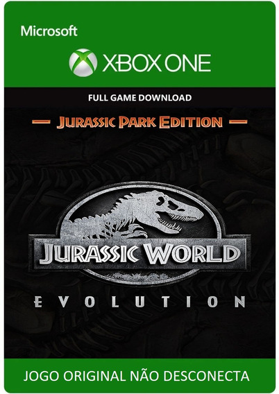 Jurassic World Evolution Ed. Jurássico - Xbox One - Digital