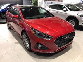 Hyundai Sonata 2.0 Sport T At 2018 Hyundai Culiacán