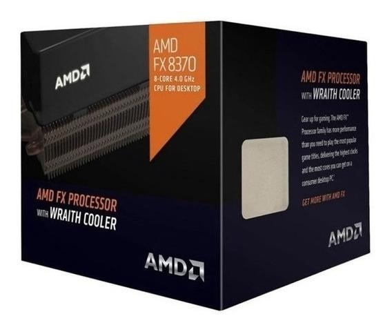 Processador Amd Octa Core Fx 8370 4.3ghz Am3+ 16mb Cache - F