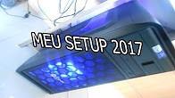 Pc Gamer Fx6300 Completo C/ Monitor 24''