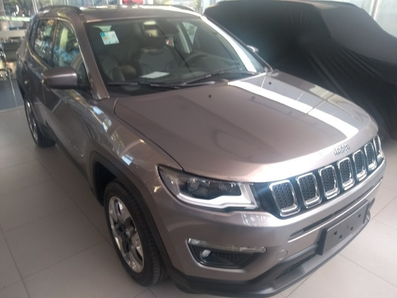 Jeep Compass Longitude 2.0 16v Flex - 0 Km