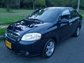 Chevrolet Aveo Emotion 2009 Mt 1.6 Cc