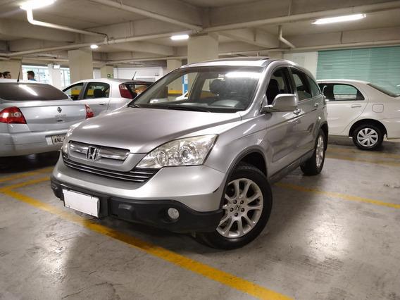Honda Crv 2.0 Ex 4x4 16v Gasolina 4p Automático