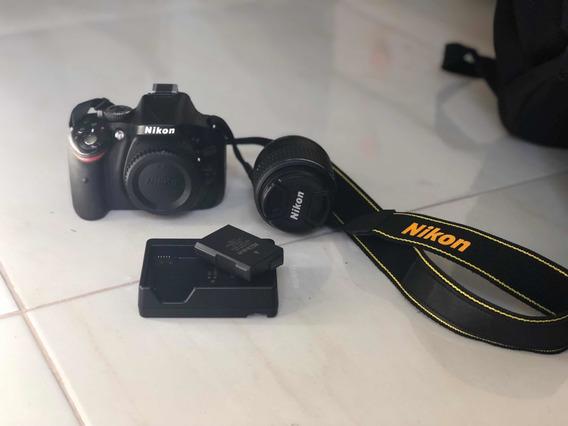 Nikon D5200 18-55 Vrii Kit
