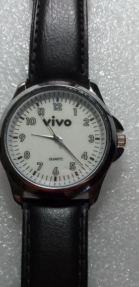 Relógio De Pulso Para Colecionadores Operadora Vivo Celular