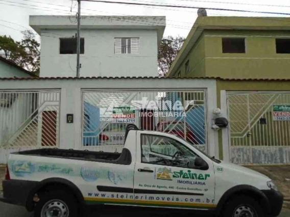 Venda Casa 2 Dormitórios Cidade Aracilia Guarulhos R$ 185.000,00 - 32873v