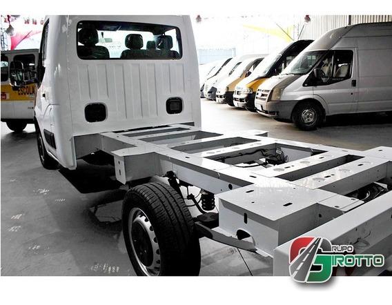 Master Chassi Cabine L2h1 Motor 2.3 2020 Branco 2 Portas 0km