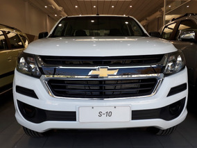 Chevrolet S10 2.8 Ls Cd Contado Promo Campo Sv