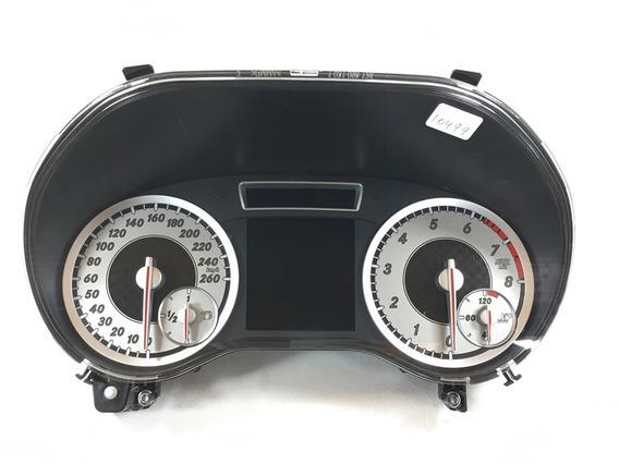 Mercedes A176 Painel Velocimetro Conta Giros Rpm 10499