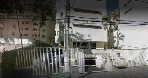 Espetacular Apartamento Com 2 Dormitórios À Venda, 76 M² Por R$ 340.000 - Cambuí - Campinas/sp - Ap2070