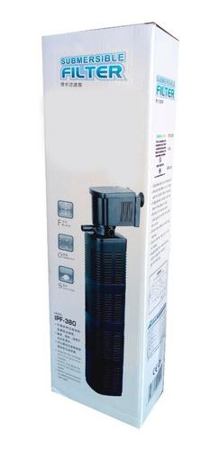Filtro Interno O Cabeza Poder Para Acuarios Pecera 2500 L/h