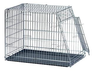 Jaula Kennel Metalica Perro Mascotas