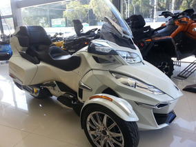 Can Am Spyder Rt Limited 2017 Zero