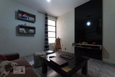 Apartamento No 1º Andar Mobiliado Com 2 Dormitórios E 1 Garagem - Id: 892862826 - 162826