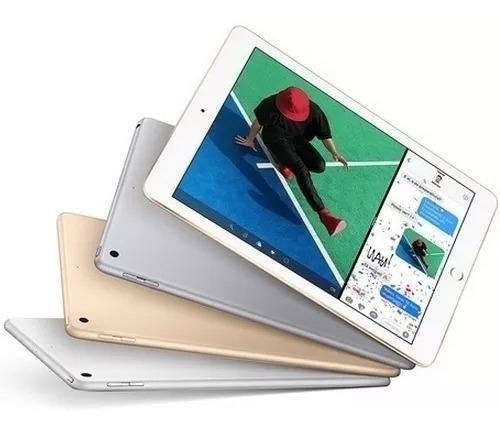iPad New 128gb Wifi Lançamento 2017 Todas As Cores