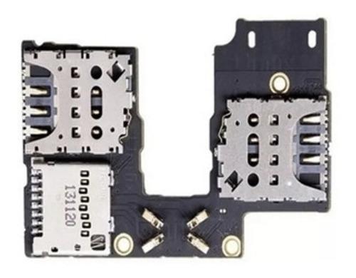 Flex Lector De Sim Y Micro Sd Moto G2 2da Gen. Xt1063 Xt1064
