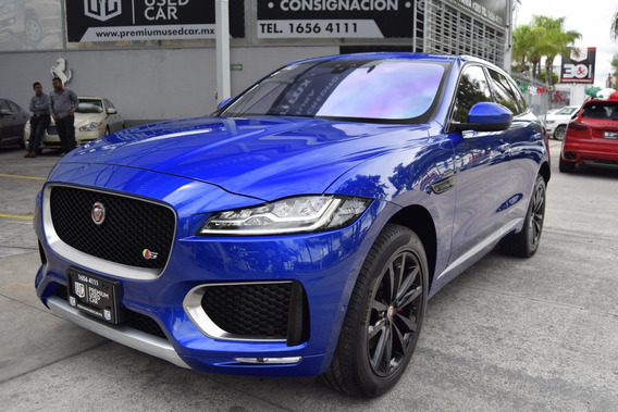 Jaguar F-pace 3.0 First Edition At/ Tomo Auto