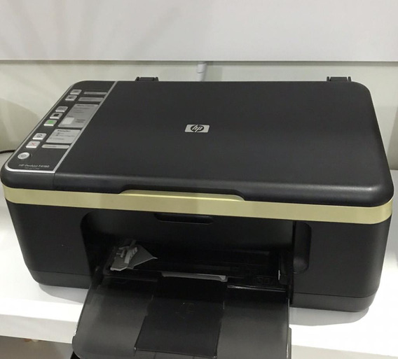Impressora Multifuncional Hp F4180 Funcionando